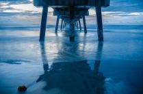 Under Pier