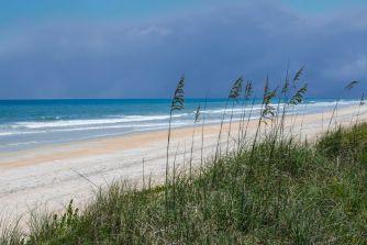 Guana Beach Storm Coming