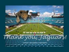 Thank you, Jaguars!