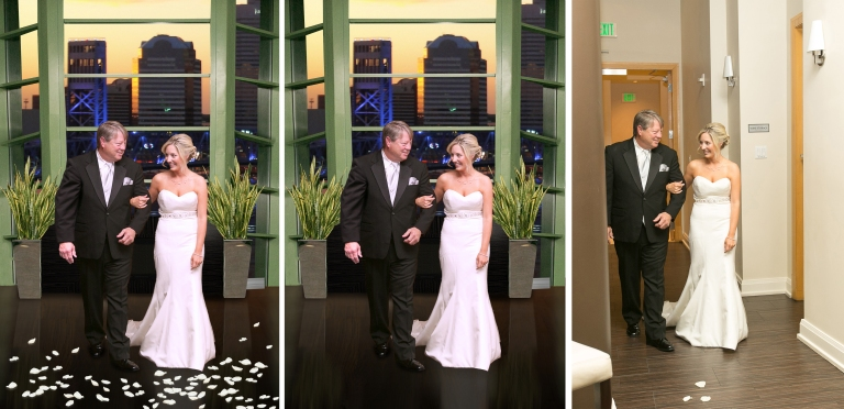 Kristie Hal 10 Before and After - After Rose Petals Wedding 2