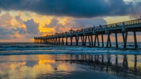 Jax Beach Pier